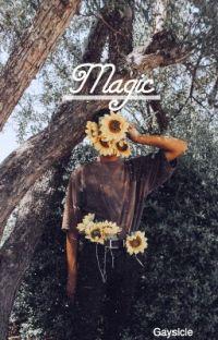 Magic || larry cover