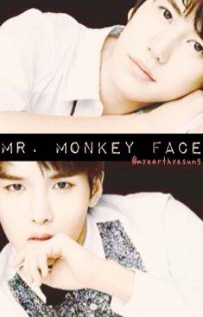 Mr. Monkey Face  | Super Junior - Kyuwook  | by myearthyesung