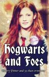 Hogwarts and Foes (harry potter and 39 clues crossover) cover