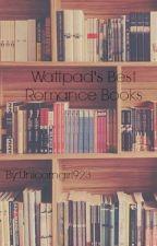 Wattpad' Best Romance Books av unicorngirl923