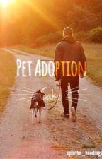 Pet Adoption // Cake by upinthe_hoodings