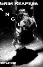Grim Reapers Angel by OzzyLynne