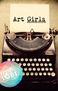 Art Girls (Lesbian Story) cover