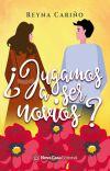 ¿Jugamos a ser novios? (JASN Libro #1) (DISPONIBLE EN FÍSICO) cover