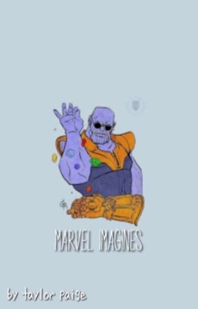 marvel imagines. by taylorxpaige