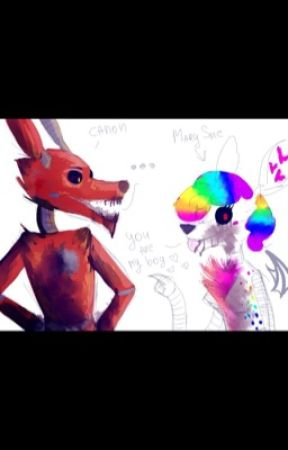 How did I get in This Mess? (Foxy x Animatronic!Marysue!Reader) by ThisGuyAmIRight