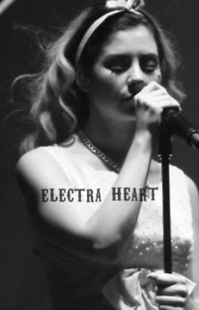 Electra Heart by yourgirlchuck