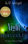 Night Traveller (Gay Romantic Sci-Fi) cover