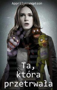 Five Nights at Freddy's-Ta, która przetrwała- cz.1 cover