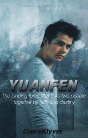 Yuanfen // The Scorch Trials // Thomas by viragoferox