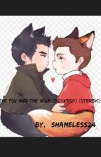 The fox and the wolf (boyXboy) (sterek) by shameless24