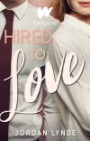 Hired To Love cover