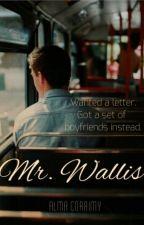 Mr. Wallis by AlmaCoraimy
