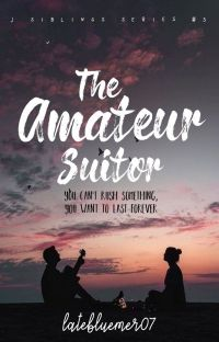 The Amateur Suitor cover