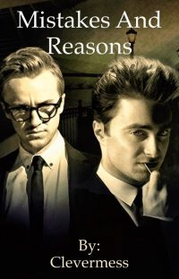 Mistakes and Reasons (Drarry) cover