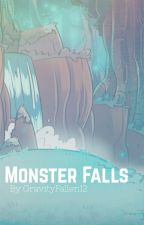 Monster Falls by neonmarshie