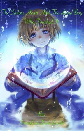 Armin X Sailor!Reader by PrinceOfFluff