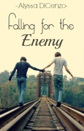 Falling for the Enemy (BoyxBoy) by alysscka