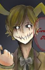 The main attraction (Slight-Protective!Vampire!Springtrap x Reader) by Somethingwriting