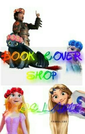 ♡BOOK COVER SHOP♡ by Jade_Lapiz