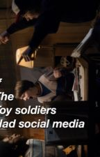 If the Toy Soldiers had social media by damianswaynes