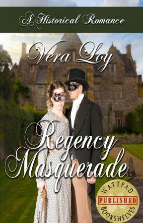Regency Masquerade by VeraLoy