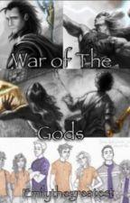 The War Of The Gods by Emilythegreatest