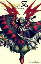 Digimon Adventure Z by margaerya1424