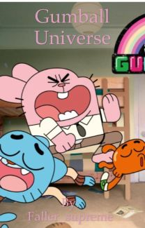 Gumball Universe A The Amazing World Of Gumball Steven Universe Crossover Fanfic Wattys2015 Stubz Wattpad