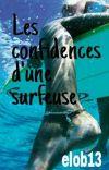 Les confidences d'une surfeuse cover