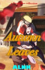Autumn Leaves   NaruHina Oneshot Booklet   by KittySpalla