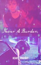 Never a Burden (Ponyboy Sickfic) by heart_elyse