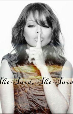 She Said, She Said...(girlxgirl) by cravingjanet