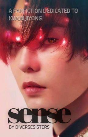 SENSE  G-Dragon  by DiverseSisters
