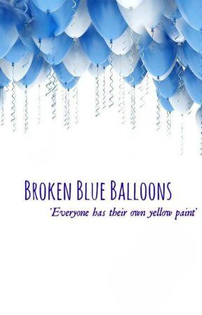 Broken Blue Balloons    (Islamic Story) ON HOLD by sssilentscreamsss