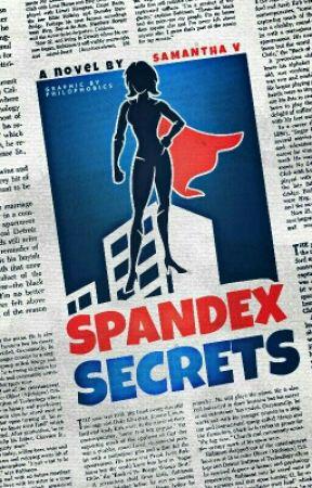 Spandex Secrets by floorboards