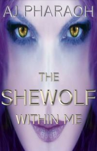 The Shewolf Within Me | BxB cover