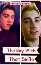 The Boy with that Smile (Greg Gorenc/Pitch Perfect fanfic) [COMPLETED] by sarinajjjj