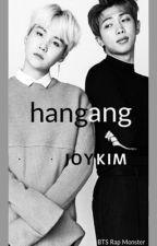 HANGANG [BTS:RAP MONSTER]  by xMelancholiex