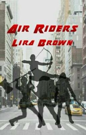 Air Riders   ✔ by LiraBrown