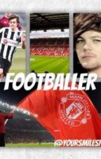 • Footballer • di yoursmileshine