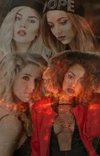 Radioactive (Felicity Smoak, Little Mix AU) by ContoLovaticMixer