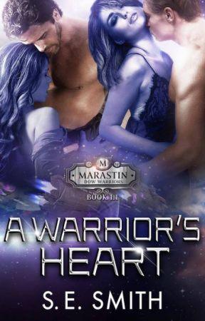 A Warrior's Heart: Marastin Dow Warriors Book 1 by sesmithfl