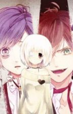 Diabolik Little Sister (Diabolik Lovers Fanfic) by princessolivia11