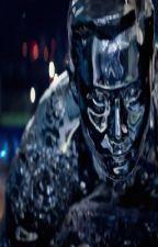 Esposito and The Terminator by TFALokiwriter