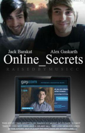 Online Secrets (Jalex) by RaisedByMusicc