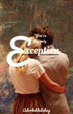 Exception // Daniel Sharman by AdorkableLahey