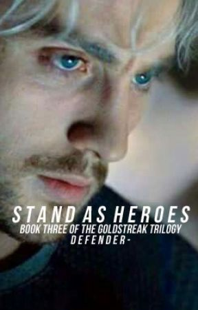 Stand As Heroes » Quicksilver by defender-