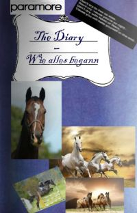 The Diary - Wie alles begann #1 cover