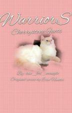 Warrior cats Cherrystone random by love_Emoji_Cat